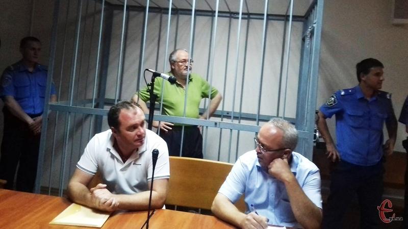 Валерій Дьяченко каже, що оголосив голодування від моменту його затримання