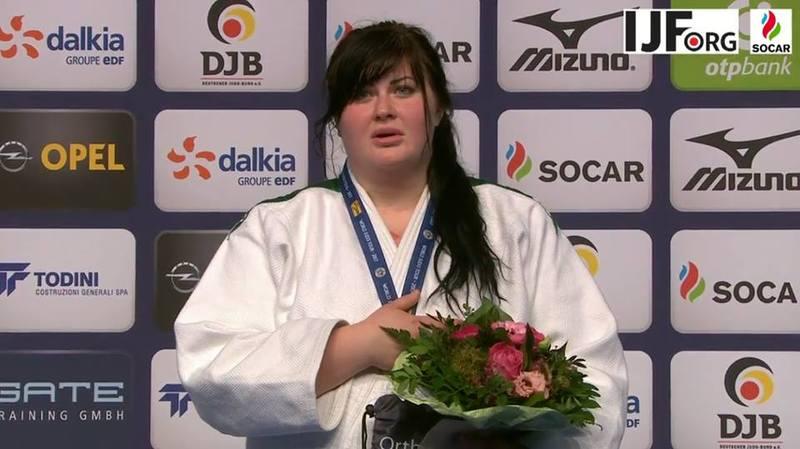 Ірина Кіндзерська вперше виграла на такому престижному турнірі