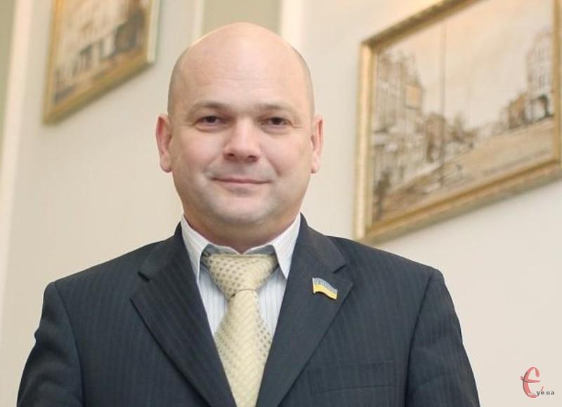 Президентську партію на Хмельниччині очолив Чернилевський