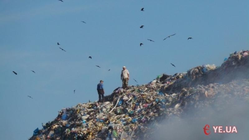 Одна із масштабних пожеж на сміттєзвалищі була у серпні 2014 року.