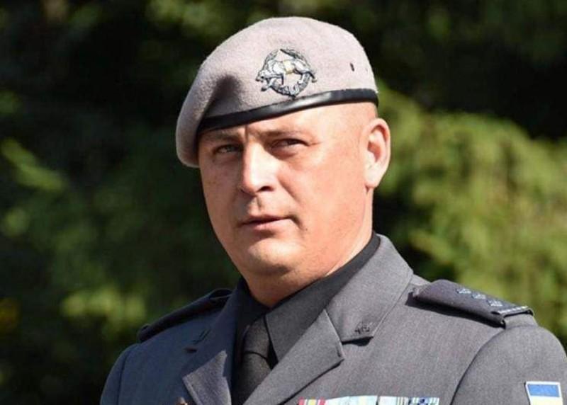 Командир 8 полку спецпризначення став першим заступником командувача Сил спецоперацій ЗСУ