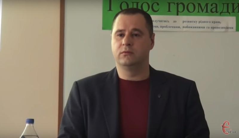 Роман Конюшко відтепер заступник міського голови Городка