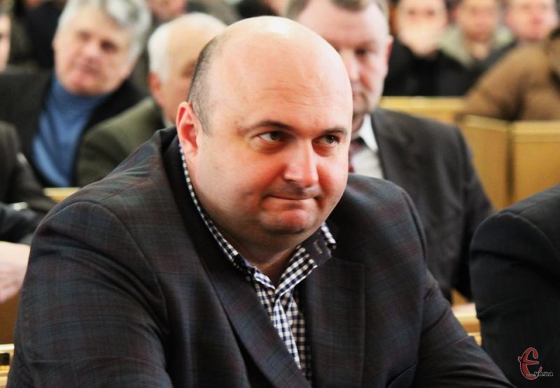Олександр Корнійчук очолив обласну організацію партії Громадський рух Народний контроль