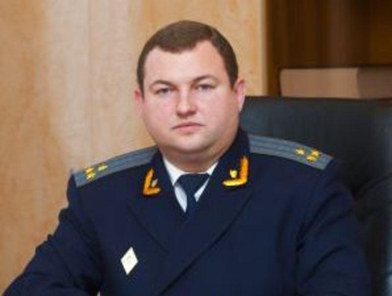 Олександр Мартинюк знову повернувся на посаду заступника прокурора Хмельницької області