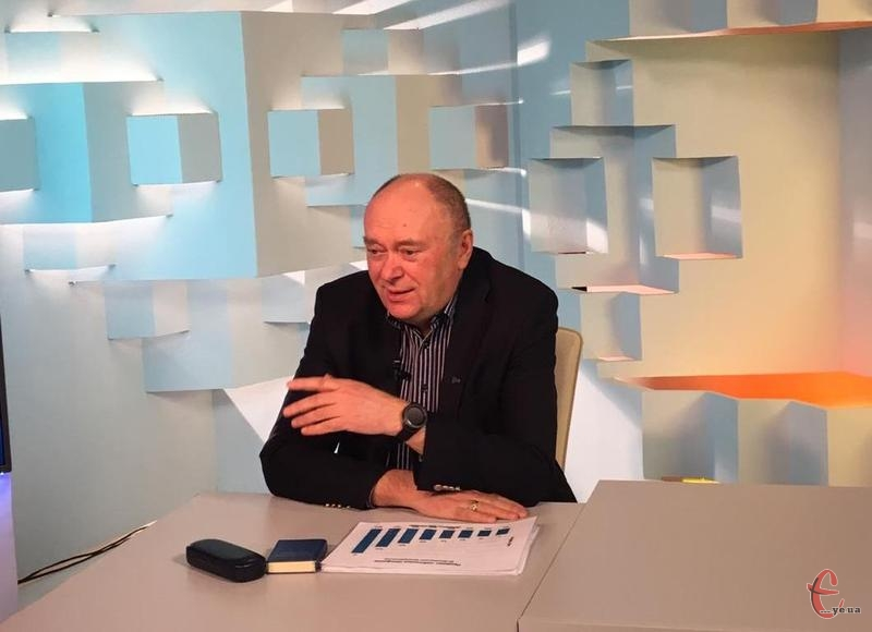 Анатолій Ткачук: Щоб зрозуміти скільки у Хмельницькій області має бути районів, достатньо просто подивитися на карту