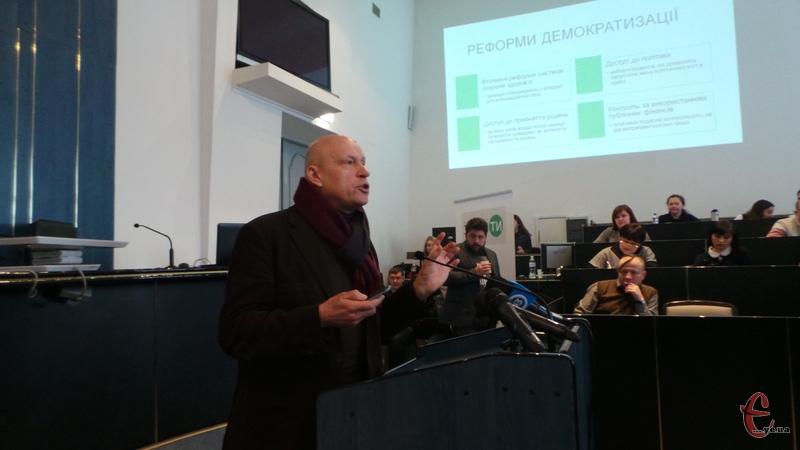 Експерти мали кілька зустрічей у Хмельницькому