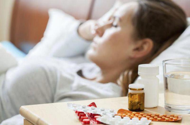 В області вже лабораторно підтверджені випадки захворюваності на грип типу А та В