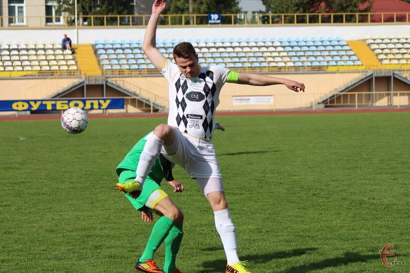 Свій наступний матч ФК Хмельницький зіграє на Івано-Фраківщині першого жовтня