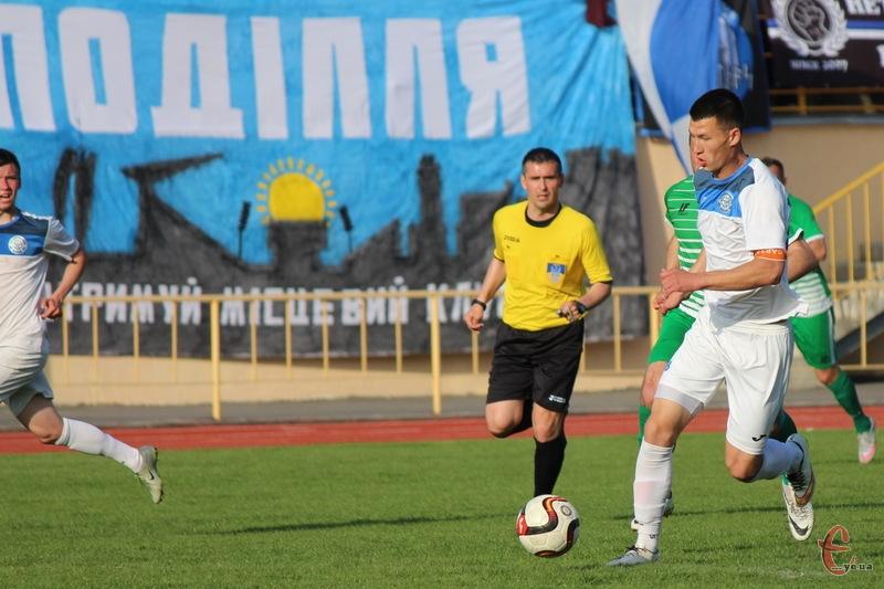 Алішер Якубов навряд чи скоро вийде на поле в складі Поділля, оскільки буде відновлюватися після травми