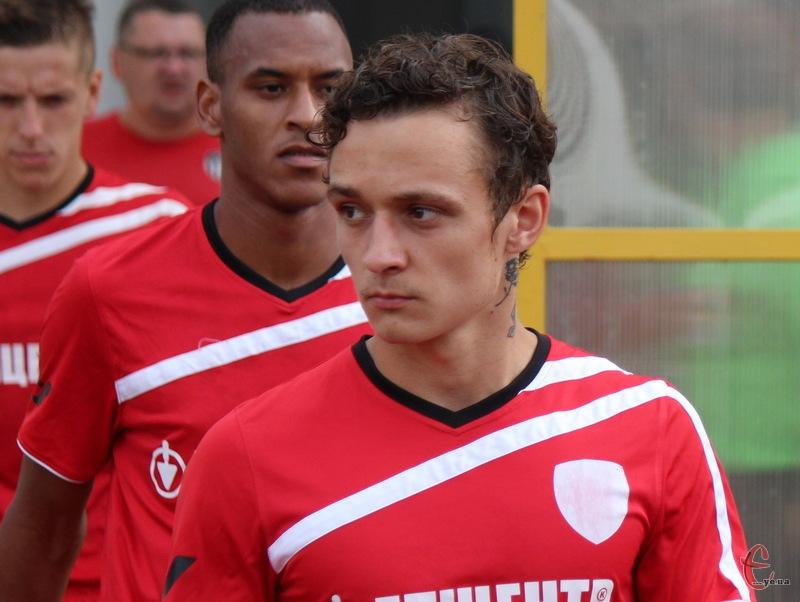 Олександр Сич став гравцем хмельницького ФК