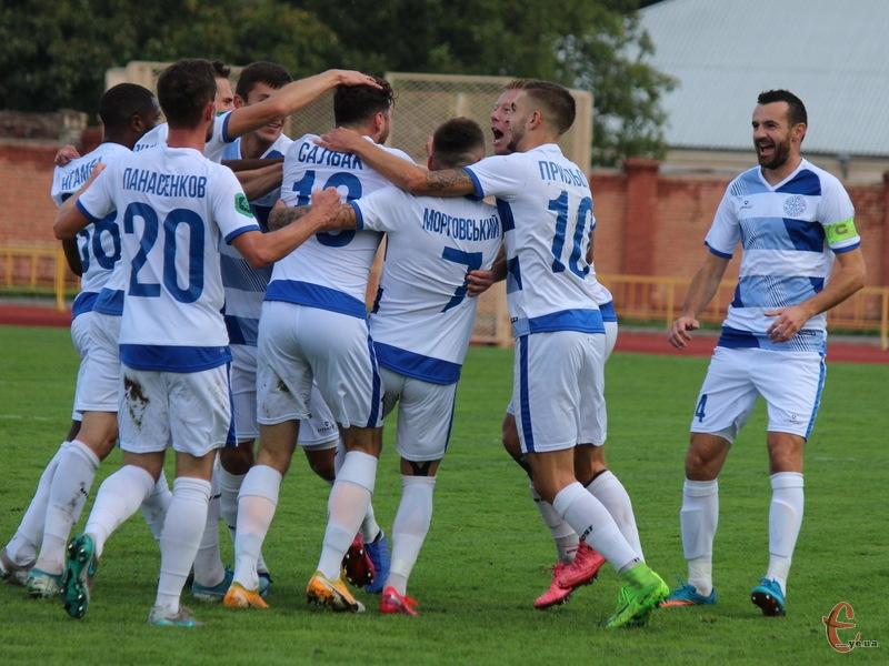 Поділля востаннє грало в Хмельницькому 10 жовтня, коли перемогло Ужгород з рахунком 2:1