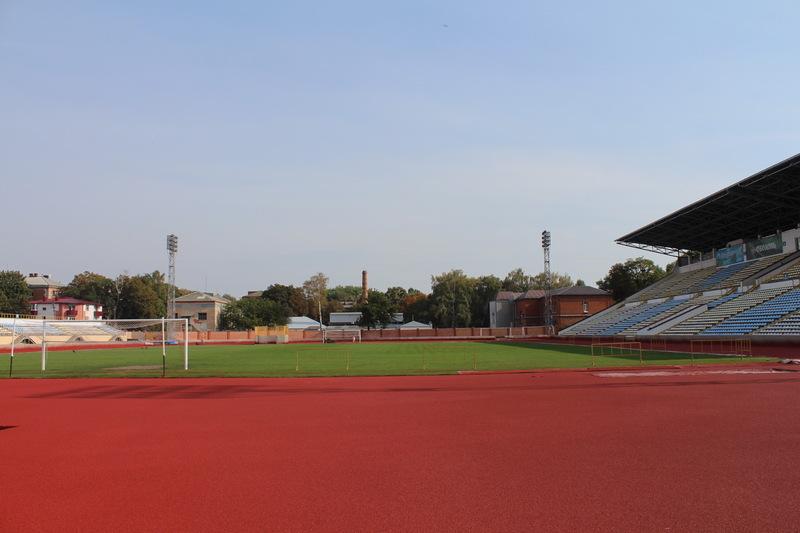 Першого жовтня матч Поділля-Інгулець-2 на хмельницькому стадіоні не дозволили зіграти через реконструкцію