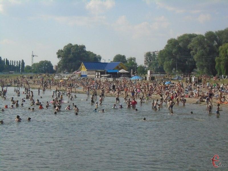 У річці можна не боятися купатися