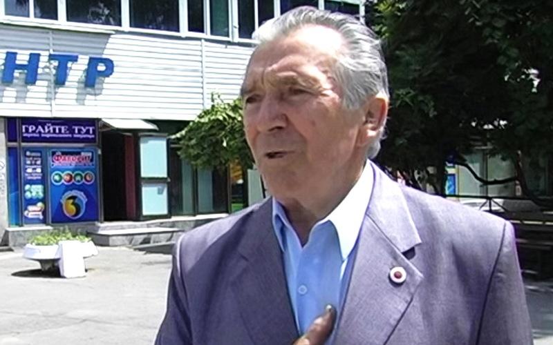 Віктор Барбалюк доволі відома постать у спортивних колах Хмельницького