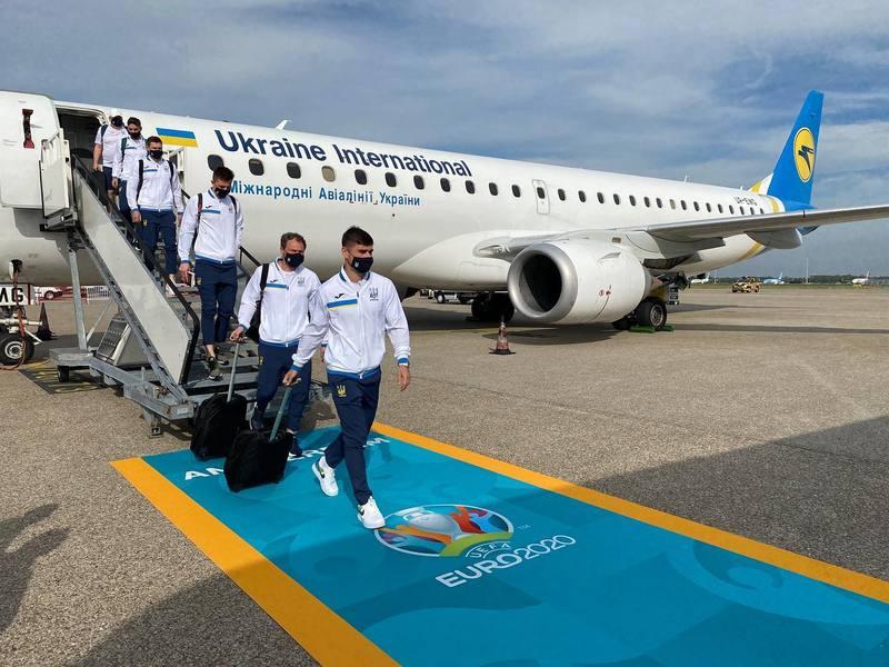 Збірна України свої матчі в групі на Євро-2020 проведе в Амстердамі та Бухаресті