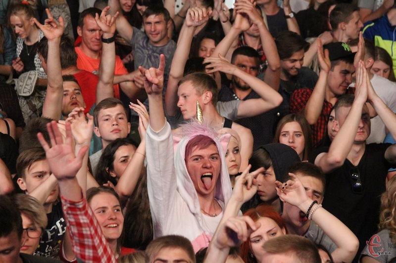 Три дні у Хмельницькому вирував фестиваль Rock&Buh 2018