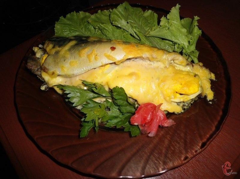 В цій рибці без кісточок м'ясо виходить на диво ніжним, соковитим і ароматним.