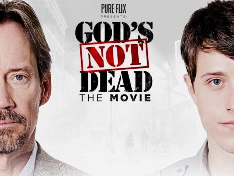 Фільм «Бог не помер» покажуть трохи пізніше