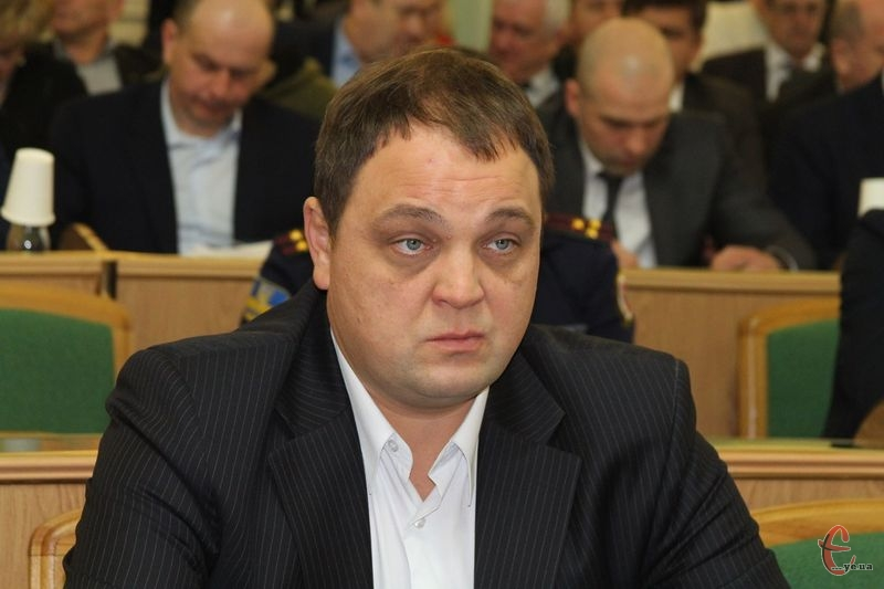 Олександр Палій, якого обрали ддо облради від Об'єднання Самопоміч, став членом ВО Батьківщина