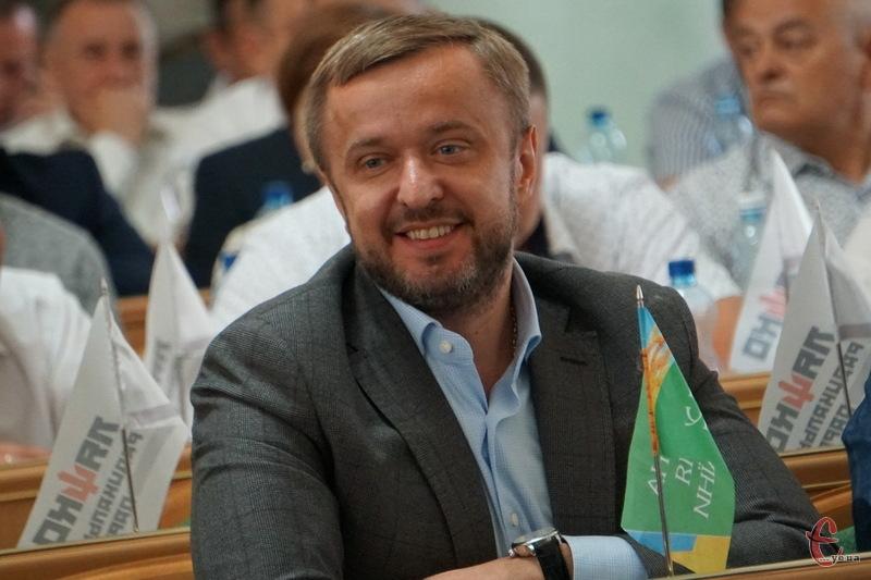 Андрій Гордійчук вийшов з фракції Аграрної партії України
