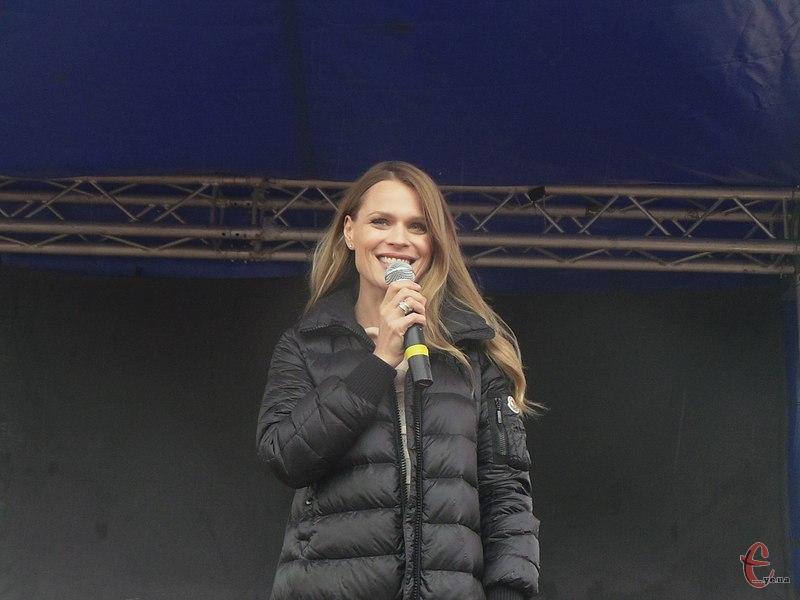 Ольга Фреймут 22 жовтня в Хмельницькому на майдані розповіла про свою інпекцію. Тепер 6 грудня вийде телеверсія ревізії Фреймут