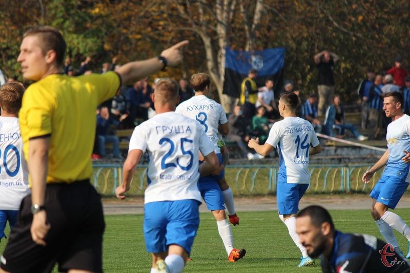 Агробізнес в Волочиську здолав одеський Чорноморець з рахунком 2:0