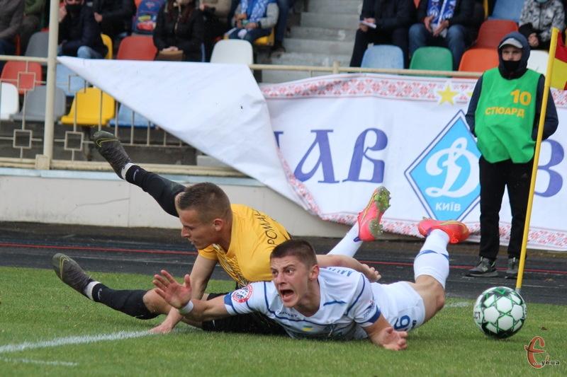 Динамо в Тернополі здолало Агробізнес та вийшло до фіналу Кубка України