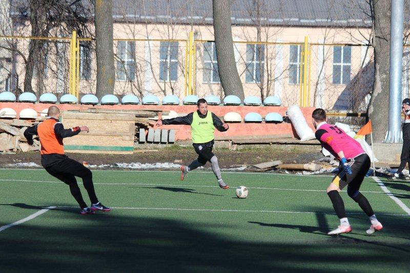 Свій наступнйи спаринг Агробізнес планує провести 10 лютого проти ФК Хмельницький