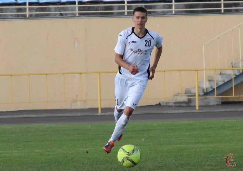 Микола Темнюк забив свій 8 гол у чемпіонаті України серед амамторів