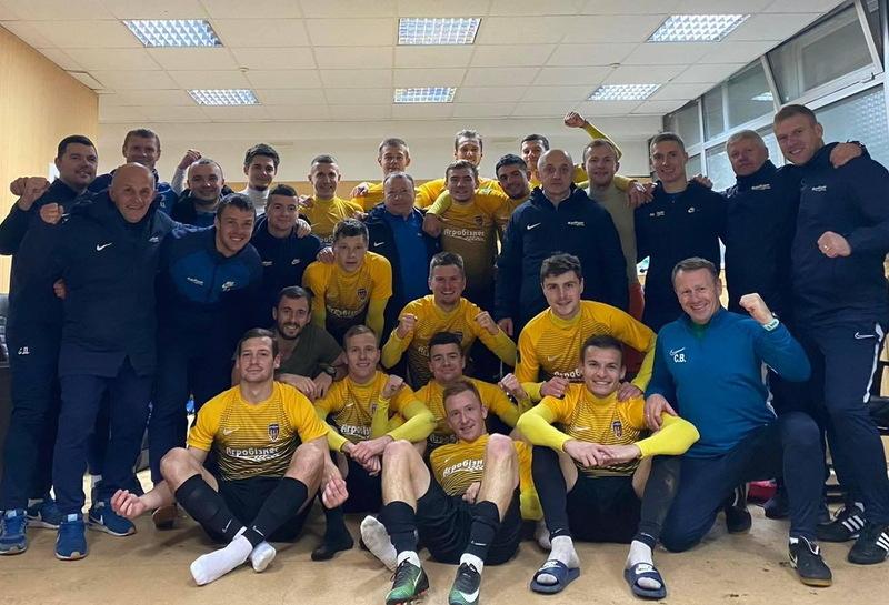 Агробізнес, вигравши в Ворскли, вийшов до 1/4 фіналу Кубка України з футболу
