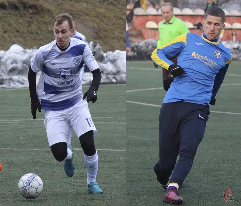 Ярослав Шпікула (ліворуч) та Олег Ничипоренко (праворуч) стали гравцями