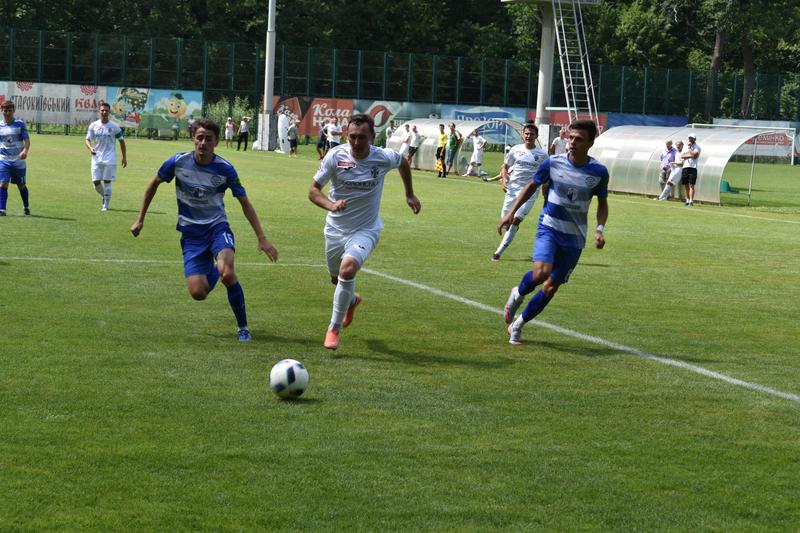 Поділля зіграло товариський матч із першоліговим столичним клбуом Оболонь-Бровар