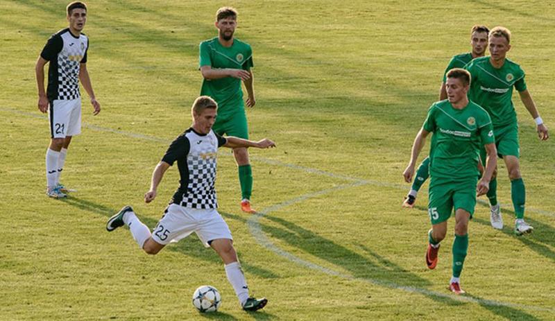 Волочиський Агробізнес зіграв у нічию в Краматорську з рахунком 1:1