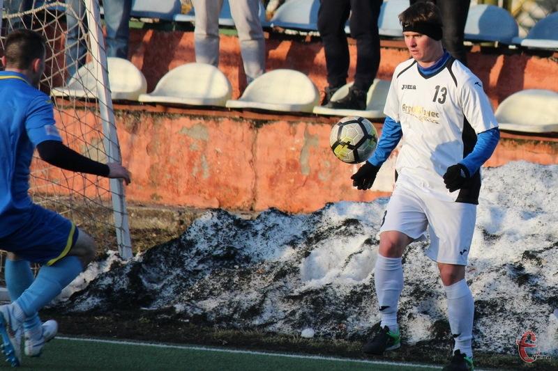 Руслан Черненко став автором одного з двох голів у матчі проти ФК Калуш