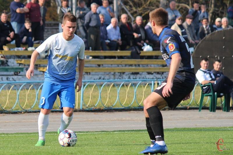 Руслан Черненко, забивши в Одесі, очолив список бомбардирів першої ліги, маючи в активі 6 голів