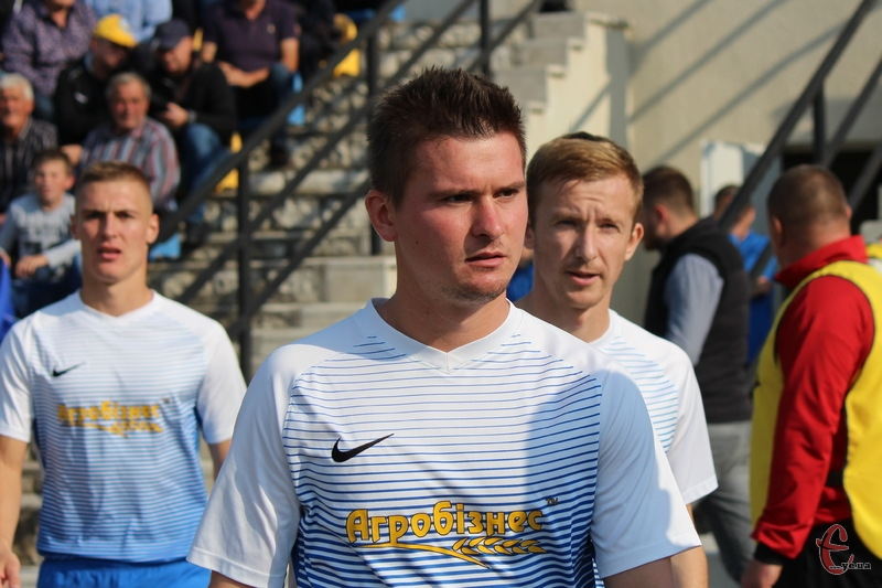 Руслан Черненко забив у ворота Авангарда, але цього не вистачило Агробізнесу для перемоги