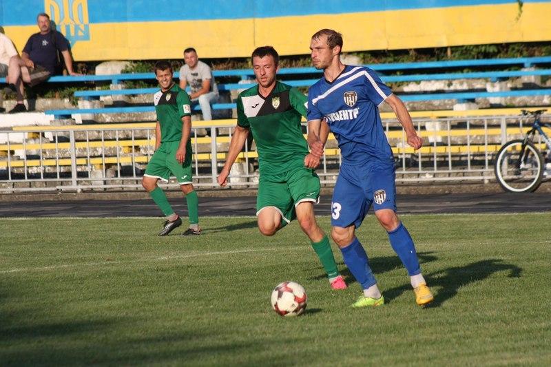 Вадим Папірович забив перший гол у ворота Покуття, коли Епіцентр поступався з рахунком 4:0