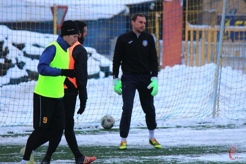 У ворота Агробізнеса, які захищав Костянтин Одольский, ФК Хмельницький забив чотири голи і виграв матч 4:3