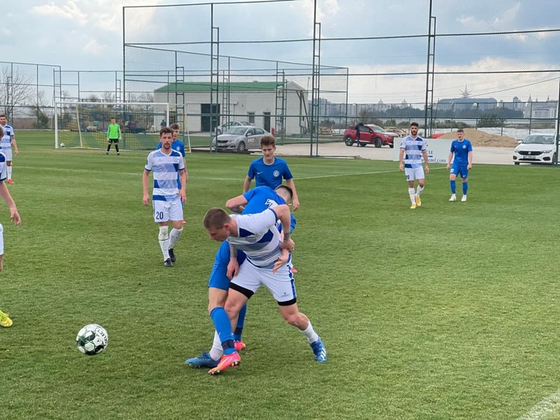 Хмельницьке Поділля 6 березня в Туреччині зіграло одразу два контрольні матчі