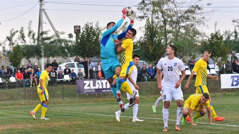 Волочиський Агробізнес здобув заліковий бал на виїзді в матчі проти Балкан
