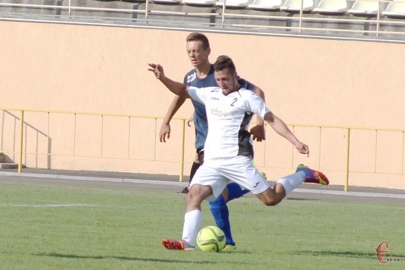 Андрій Скакун став автором першого голу Агробізнеса в новому чемпіонаті України з футболу серед аматорів