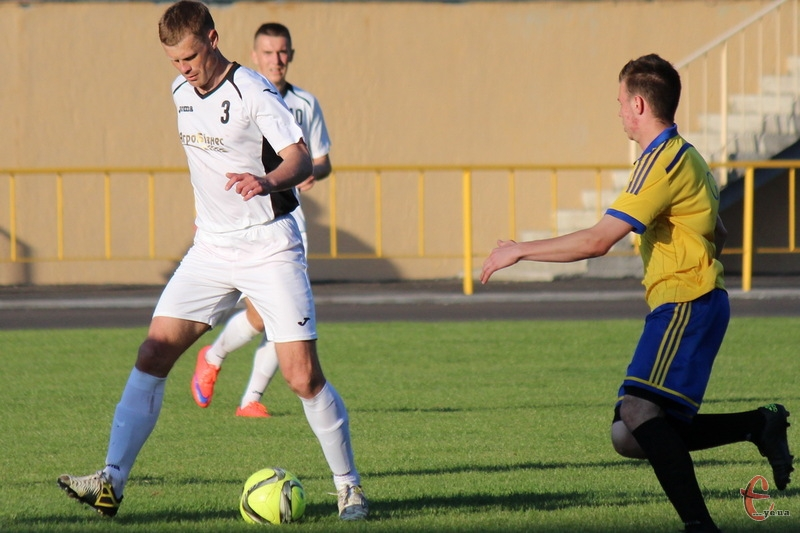 Андрій Донець на груповому етапі чемпіонату України відзначився 5 голами