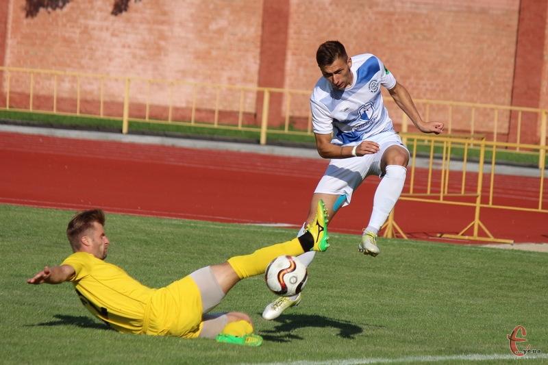 Поділля поки що в двох матчах забило лише один гол, який на рахунку Олександра Музичука