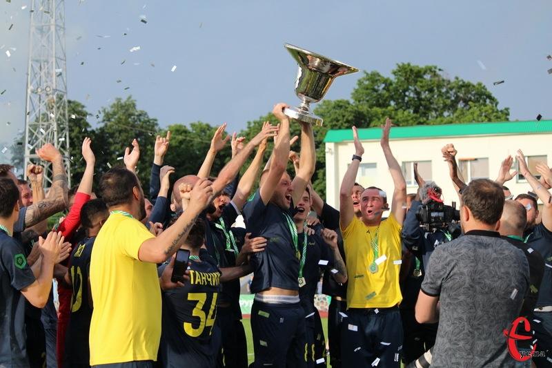 Харківський Метал переміг хмельницьке Поділля та став чемпіоном у другій лізі