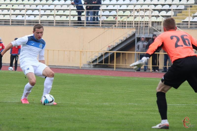 У минулому сезоні Поділля вдома перемогло клуб з Івано-Франківська з рахунком 2:1