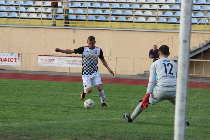 Олександр Юрчак став автором єдиного голу Агробізнеса в ворота Скали