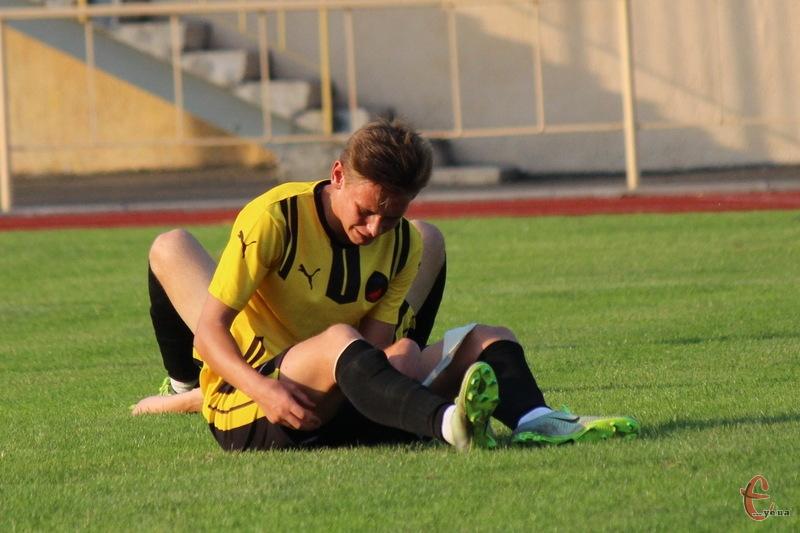 У трьох матчах СК Хмельницький забило 1 гол та 11 м'ячів пропустив