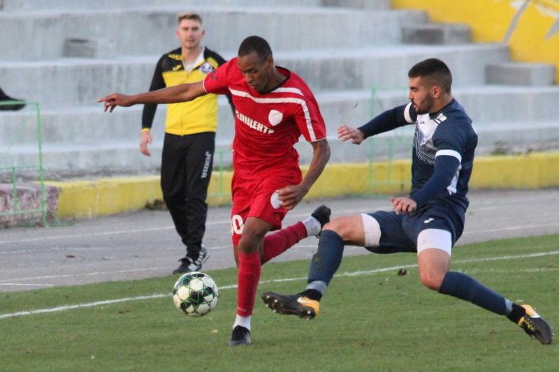 Барбоса да Сілва забив свої перші голи в чемпіонаті України в другій лізі