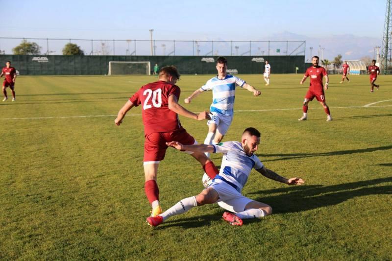 Хмельницьке Поділля перебуває в Туреччині, де готується до відновлення першості в другій лізі