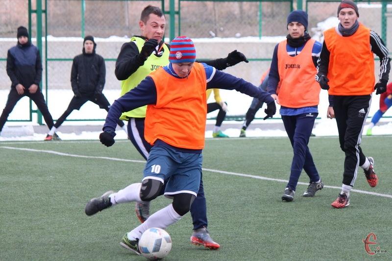 Андрій Муляр став автором єдиного голу Поділля в ворота Колоса